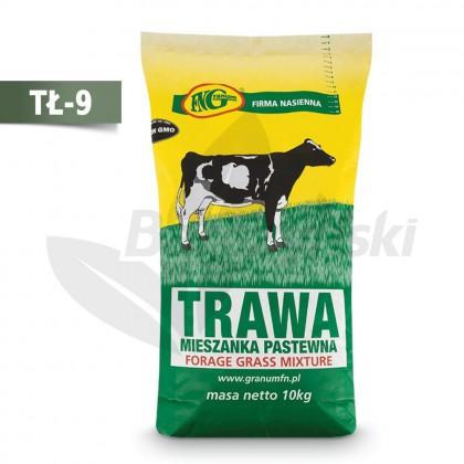 TŁ-9 mieszanka traw łąkowa na gleby...