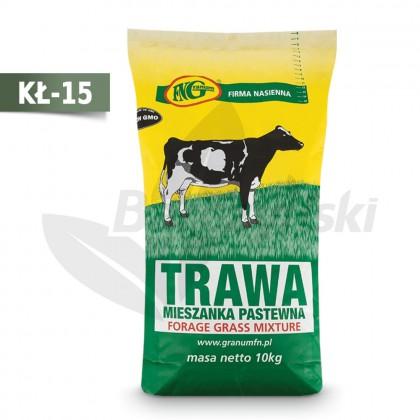 KŁ-15 mieszanka traw łąkowa na gleby...